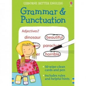 Spelling, grammar and punctuation