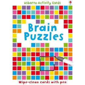 Activity cards and tins