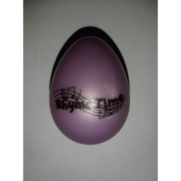 Rhyme Time Pink Eggshaker