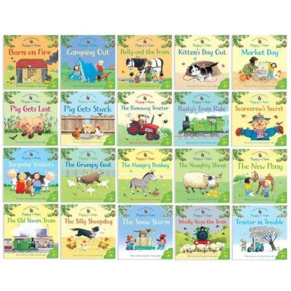 Farmyard Tales  Minis Set