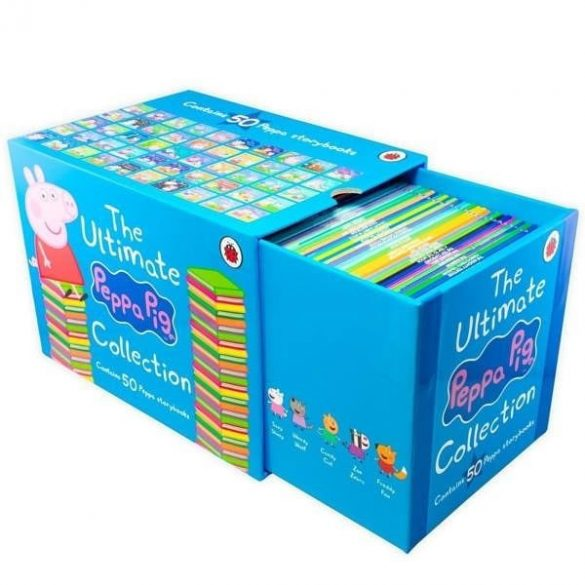 The Ultimate Peppa Pig Collection Set